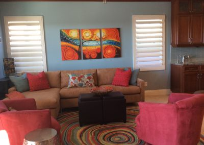 Colorful Great Room