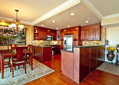 Tuscan Kitchen Remodel in Banker's Hill