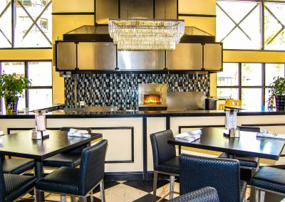 San Diego Interior Designer and Color Consultant | Anna Rodé Designs | New York West Restaurant