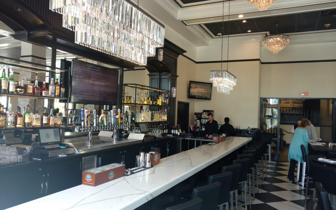 Art Deco Design in New San Diego Restaurant