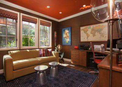 San Diego Interior Designer and Color Consultant | Anna Rodé Designs | Encinitas Home Renovation Home Office