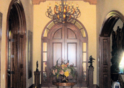 San Diego Interior Designer and Color Consultant | Anna Rodé Designs | San Diego Tuscan Home
