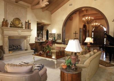 San Diego Tuscan Home