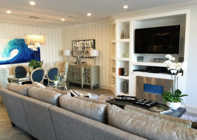 San Diego Interior Designer and Color Consultant | Anna Rodé Designs | Modern High Rise Condo