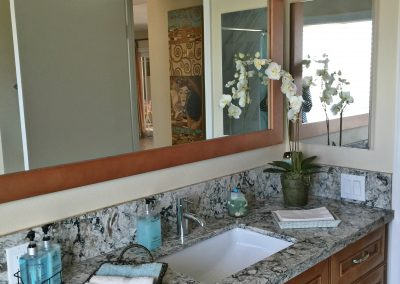 San Diego Interior Designer and Color Consultant | Anna Rodé Designs | Bathroom Remodel