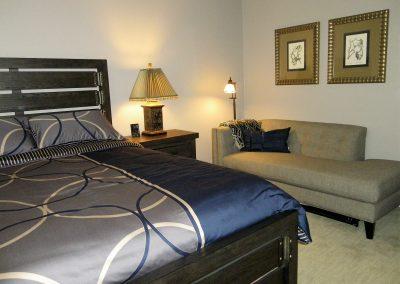 San Diego Interior Designer and Color Consultant | Anna Rodé Designs | Elegant Home Renovation Bedroom