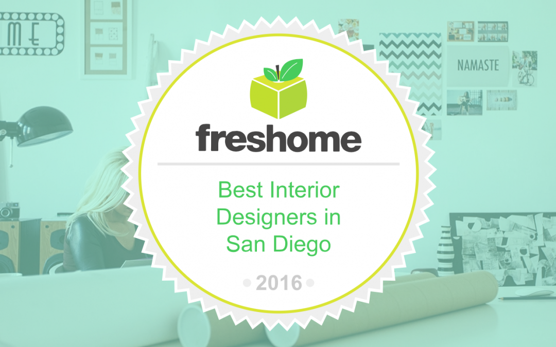 One of the 20 Best Interior Designers in San Diego by Fresh Home