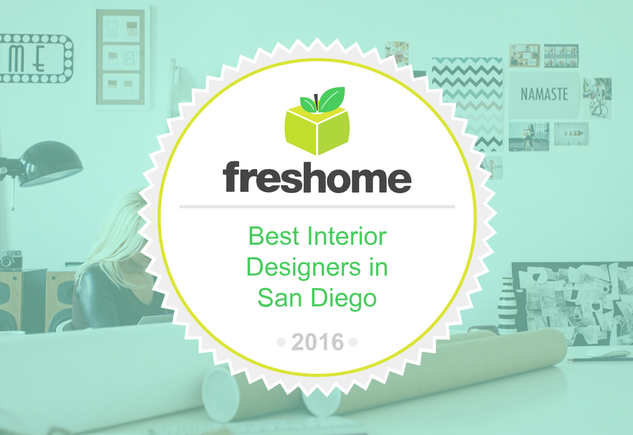 San Diego Interior Designer and Color Consultant | Anna Rodé Designs | Fresh Home Best Interior Designers in San Diego 2016