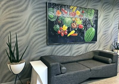 San Diego Interior Designer and Color Consultant | Modern Industrial Commercial Space