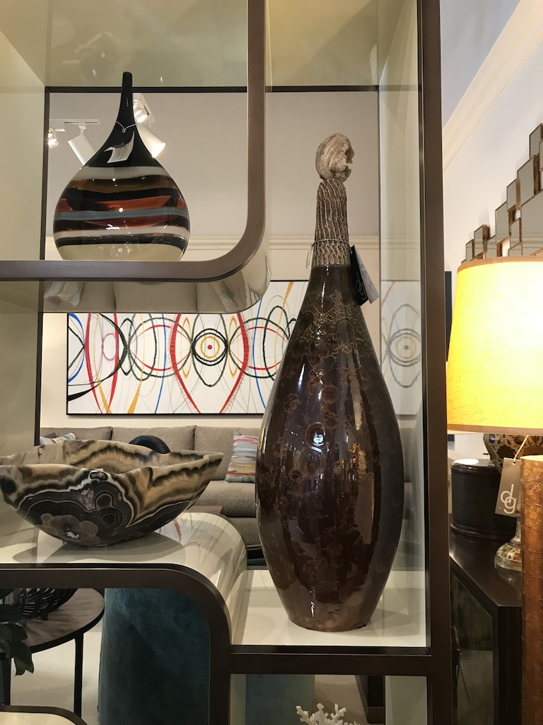 Selecting Organic Coastal Decorative Pieces by Anna Rode Designs