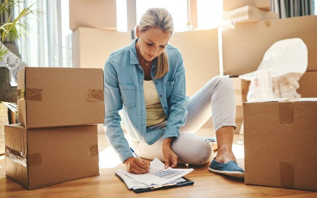 How to Pare Down and Organize Before a Home Remodel