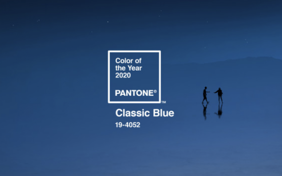 10 Ways to Use Classic Blue, Pantone's 2020 Color of the Year