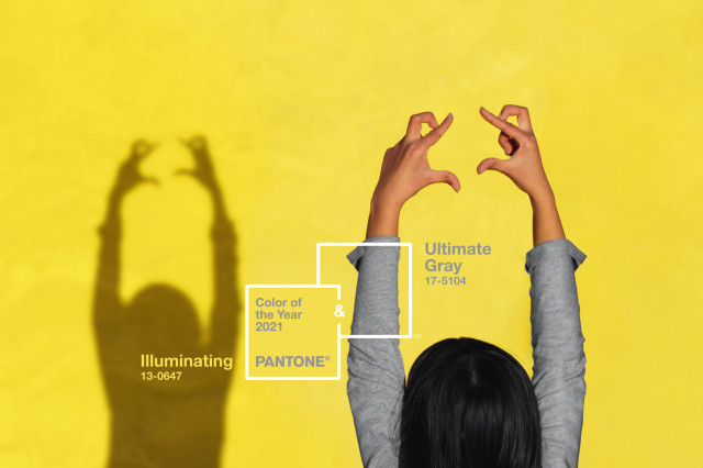 Pantone Picks an Uplifting Combo for Its Color of the Year 2021